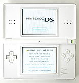 The Nintendo DS Lite