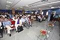 Nisith Ranjan Chowdhury Delivering Lecture - Quality Medical care - SPORTSMEDCON 2019 - SSKM Hospital - Kolkata 2019-03-17 3470.JPG