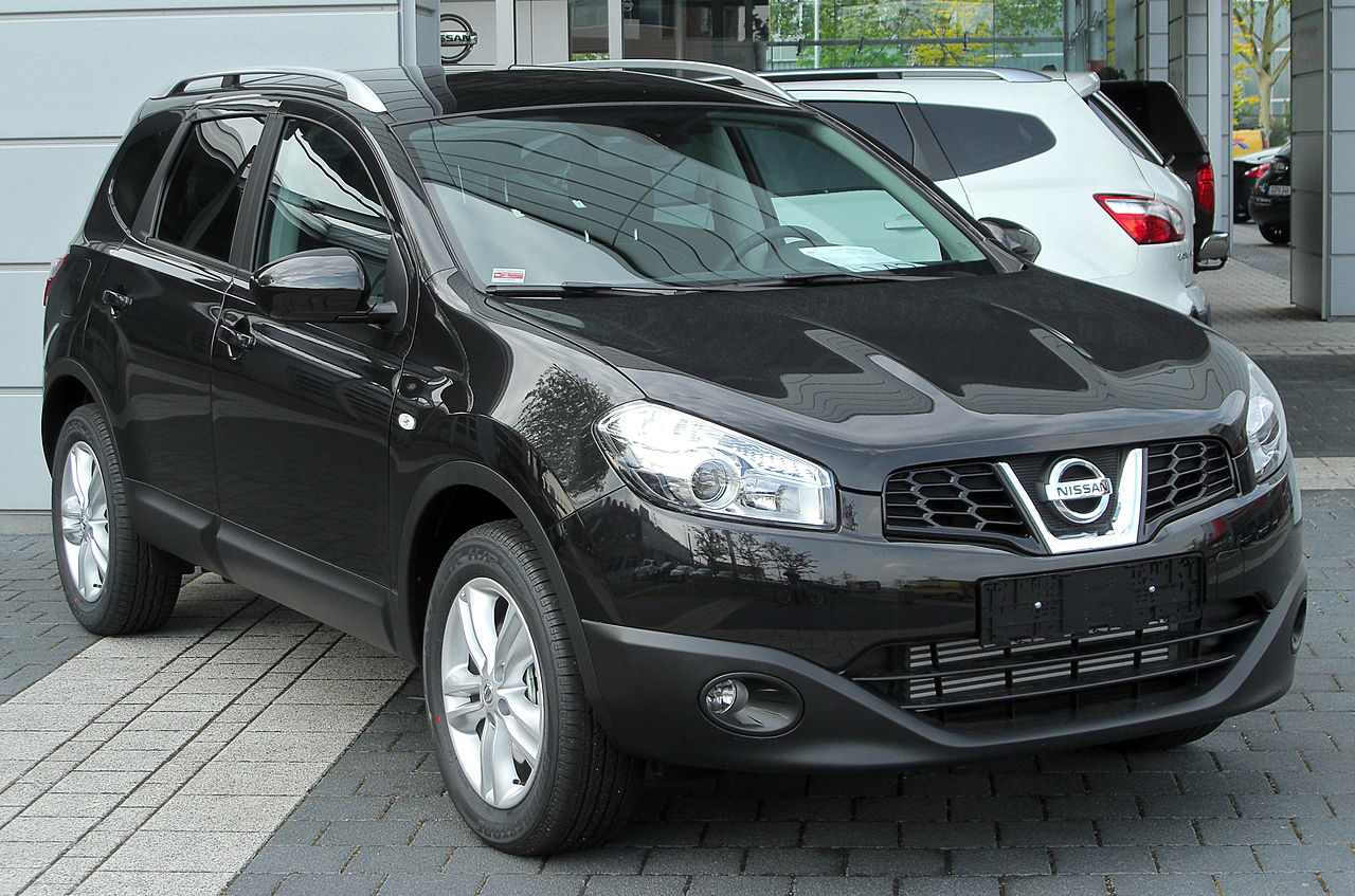 file nissan qashqai 2 dci facelift front. Black Bedroom Furniture Sets. Home Design Ideas