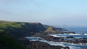 Phillip Island Nature Park - Image: Nobbies Phillip Island b