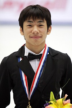 Nobunari Oda at 2009 Cup of China.jpg
