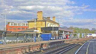 Norbiton railway station