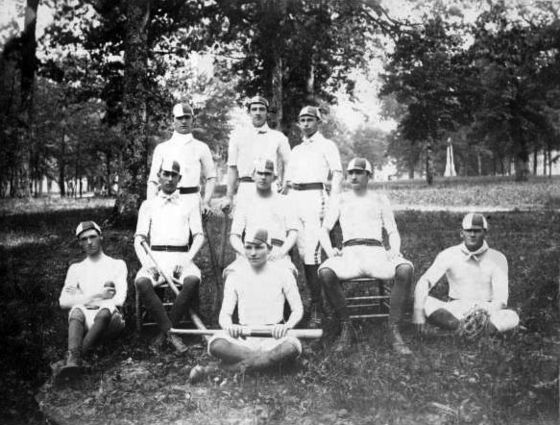 North Carolina Tar Heels baseball team, 1885 North Carolina Tar Heels Baseball 1885.jpg