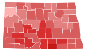 North Dakota Senate Election Results by County, 1956.png