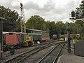 North Yorkshire Moors Railway, Pickering - geograph.org.uk - 2553610.jpg