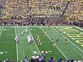 Northwestern vs. Michigan football 2012 08 (Northwestern on offense).jpg