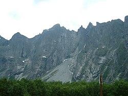 Norway Romsdal Trollveggen by Marianne F Pettersen.jpg