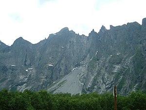 Troll Wall - Image: Norway Romsdal Trollveggen by Marianne F Pettersen