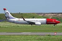 LN-DYC - B738 - Norwegian