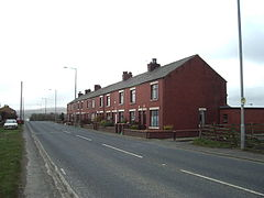 Nos 1 to 12 Stanworth Terrace, Abbey Village - geograph.org.uk - 151041.jpg