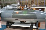 Nose of Hawker Hunter F.6 (No identity) (34213950420).jpg
