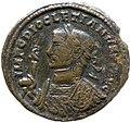 Nummus of Diocletian (YORYM 2013 1295) obverse.jpg