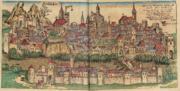 Basel 1493 in der Schedelschen Weltchronik