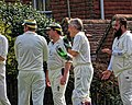 Nuthurst CC v. The Royal Challengers CC at Mannings Heath, West Sussex, England 14.jpg