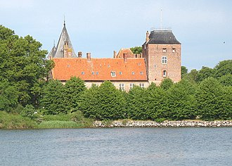 Nysted - Aalholm Castle