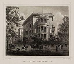 Haus Gerson in der Bellevue-Straße Nr. 10 , Public domain, via Wikimedia Commons