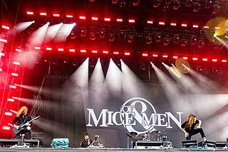 Of Mice & Men (band) American metalcore band