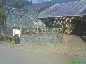 Offa's Dyke - Offa's Dyke Centre at Knighton, Powys