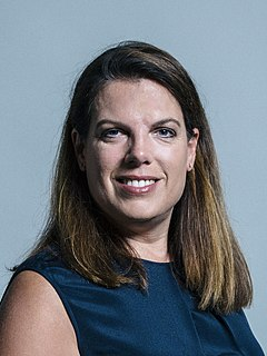 Caroline Nokes British Conservative politician