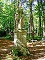 Ognon (60), parc d'Ognon, statue de Diane 01.jpg
