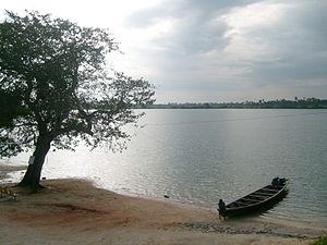 Oguta Lake - Image: Oguta Lake