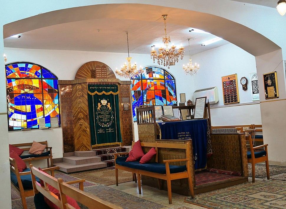 Ohavei Zion synagogue, Jerusalem