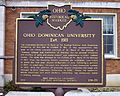Ohio Historical Marker - Ohio Dominican University.jpg