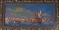"Oil painting ""Cadiz"" at Alexander Hamilton U.S. Custom House, New York, New York LCCN2010720153.tif"