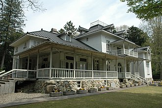Aoki Shūzō - Aoki villa in Nasu