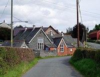 Old School, Bettws Gwerfil Goch - geograph.org.uk - 243131.jpg