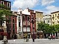 Old Town Plaza - Logrono - La Rioja - Spain (14576256386).jpg