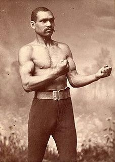 George Godfrey (boxer, born 1853) Canadian boxer
