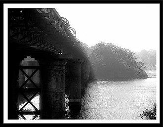 John Whitton - Image: Old como railway bridge