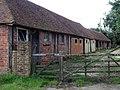 Old farm buildings on Durfold Farm - geograph.org.uk - 243228.jpg