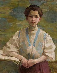 Olga Boznańska, Autoportret.jpg