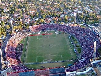 1999 Copa América - Image: Ollamonumental