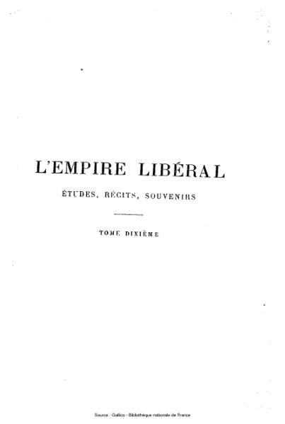 File:Ollivier - L'Empire libéral, tome 10.djvu