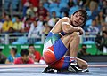Olympic Freestyle Wrestling in Rio2016 - 59kg 5.jpg