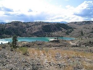 Greater Omak - Omak Lake