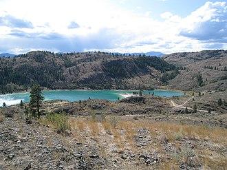Omak, Washington - Omak Lake