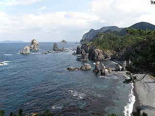 Kita-Nagato Kaigan Quasi-National Park