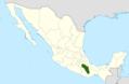 Opuntia pilifera range map.png