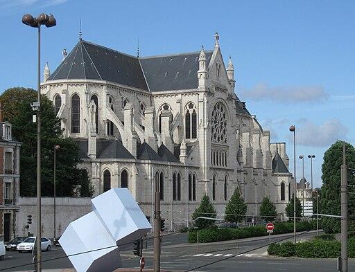 Orlaans eglise Saint-Paterne 1