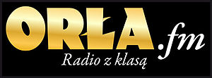 Anglo-Polish Radio - ORLA.fm logo since 2009