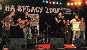 Orthodox Celts - Orthodox Celts performing live in Banja Luka