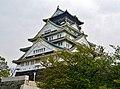 Osaka Osaka-jo Hauptturm 24.jpg