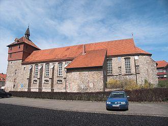 Osterode am Harz - St Jacobi church