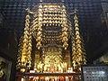 Osu Kannon Haupthalle Innen Altar 07.jpg