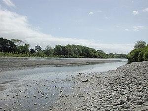 Otaki River - Otaki River near Otaki