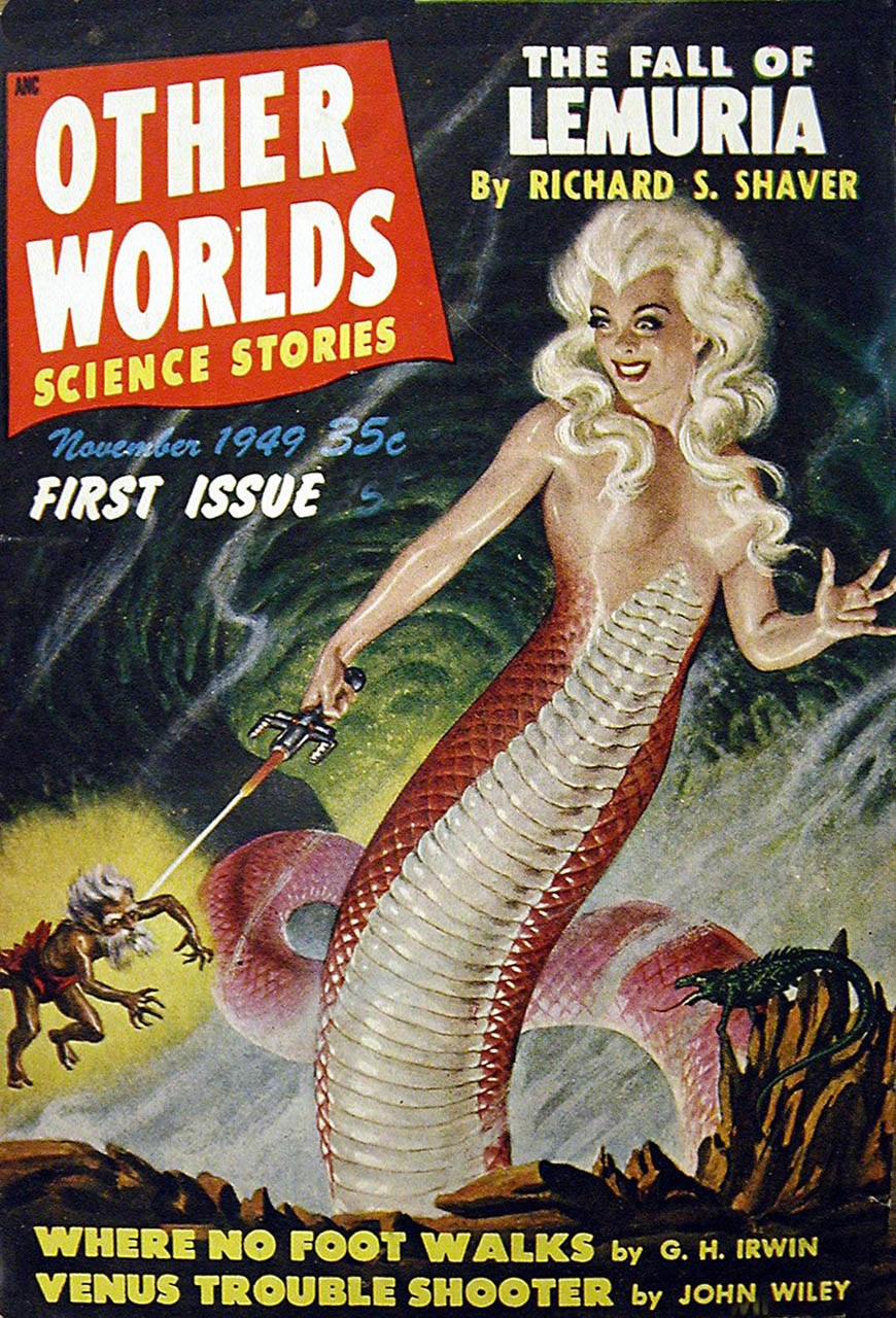Other Worlds - November 1949 (first issue)